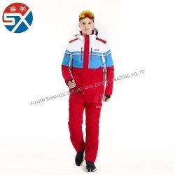 أحدث رياضات التزلج الخارجية المقاومة للرياح ترتدي الملابس