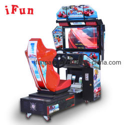 "Saleのための屋内Coin Operated Game Machine Video Arcade Machine 32 "" LCD Outrun Race Car"