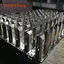Pasamanos de acero inoxidable accesorios de cristal / Vidrio Escalera Clip para la baranda de vidrio SIN CERCO