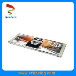 6,9 polegadas TFT LCD Visor tipo barra com 480* 1280 Resolução/ 600 / Interface Mipi de luminância e 30 pinos para o espelho retrovisor