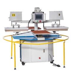 두 배 헤드 4 역 자동적인 Pyrograph 기계