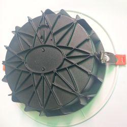 Conception nouvelle forme de lampe de type populaire le couvercle vers le bas de lumière à LED