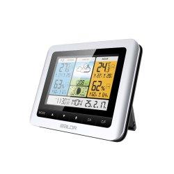 Stazione metereologica igrometro dell'interno/esterno di Digital del termometro