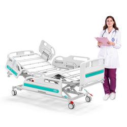 Letto di ospedale elettrico registrabile di altezza di Y8y8c 5-Functions con il sistema della scala del peso