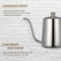 304 acciaio inox attrezzatura da cucina Accessori caffè bollitore