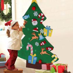 Новая большая рождественская украшение Детские′s Головоломки сделай сам войлочный шкурка Подарочная украшение на Рождество