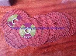 El poder Herramientas Eléctricas abrasivos de piezas de la servidumbre de discos de molienda de 4 pulgadas de la rueda de corte de la rueda de pulir los bordes y superficies