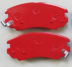 Selbstbremsbelag-Auto-Bremsbelag-Scheibenbremse für Hyundai KIA D924-7825 Chery QQ VW-Teil