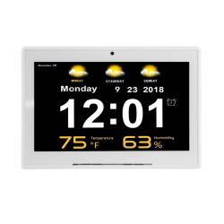 Business 7 polegadas LCD personalizado 800*480 Memórias reproduz vídeo wall Digital Photo Frame para Dom