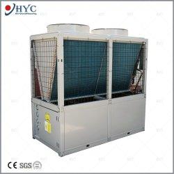 R410A Industrielle Glykol-Kühlung Luftgekühlter modularer Wasserkühler mit Copeland/Danfoss/Daikin Kompressor (Inverter)