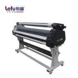 Lf1700-D4 Presse à chaud froid Antomatic plastificateur de rouleau