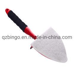 Mantenga la mano limpiador de parabrisas Limpiador de azulejos de microfibra útil herramienta de limpieza de parabrisas