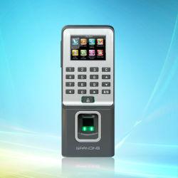 (F9) de la porte du système de contrôle d'accès avec des empreintes digitales et lecteur de carte RFID