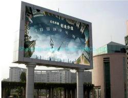 Grande LED visualizzazione esterna della scheda del tabellone per le affissioni LED di pubblicità P10