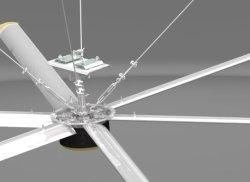 Ventilatore economizzatore d'energia di Hvls con il motore di Pmsm per alto effetto di raffreddamento efficiente