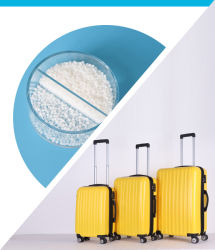 플라스틱 원료 UAE 재생 ABS 호환 고 충격 수정자 과립