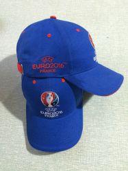 La Copa del Mundo personalizada gran evento de la marca de hebilla de metal Cap Gorra sombrero tipo sándwich de la tapa de la publicidad de gama alta.