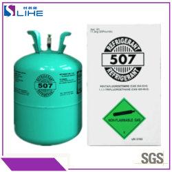 높은 순수성 혼합 냉각하는 가스 R507/R507A /R507c