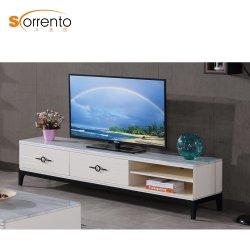 Stratifié moderne minimaliste banc TV Cabinet conçoit TV La Table de salle de séjour