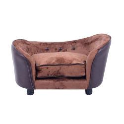 جديدة تصميم محبوب [سفا بد] جلد محبوب أريكة