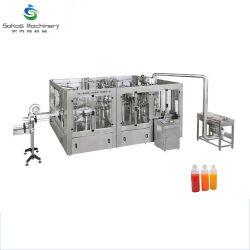 Suco quente automática /Red Chá Preço da máquina de enchimento/Red Bull Energy Drink