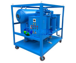 이용된 윤활유 기름, Hydrauilc 기름, 기어 기름 청소를 위한 6000lph 윤활유 기름 정화기