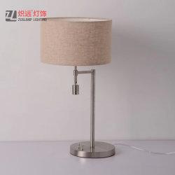 Nieuwe Stijl Decoratieve Metalen Bronzen Tafellamp