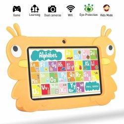 7inchはゲームを調査し、するためのタブレットのパッドのパソコンをからかう