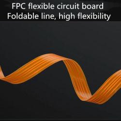 , 두 배 층 single-layer, 2008부터 FPC/FPCA/flex PCB 제조자 이동 전화, 스크린, AI 의 지문 승인, 컴퓨터를 위한 4 층 코드 PCB; HDI PCB