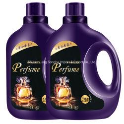 Parfum agréable facile nettoyage en profondeur de rinçage Lessive détergent liquide