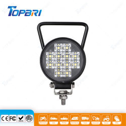 Лучший портативный светодиодный временный персонал общего назначения на строительной площадке погрузчик факел освещение для автомобильных Auto Car