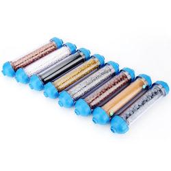 T33 Корпус DIY заполнения резервуара с картриджа фильтра щелочные шарики/Maifan каменными/Угольный/полимера/Kdf для аквариума фильтр