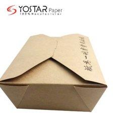 عادة تصميم طبيعيّ [كرفت] طعام يعبّئ [كك بوإكس], كعك علبة صندوق, طازج سلطة صندوق