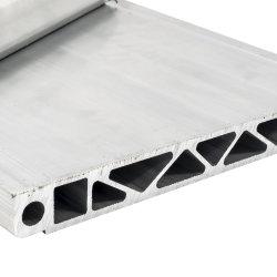 Profil en aluminium Panneau alvéolé construction Les matériaux de construction
