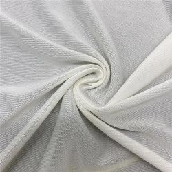 Weiches Polyester-Jersey-Textilgewebe für Kleid-Sport-Abnützung