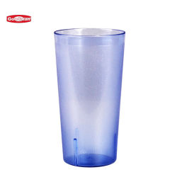 Vendita all'ingrosso Reusable Custom Wine Beverage bicchieri di plastica tazze Tumbler