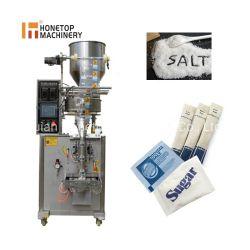 自動微粒の塩/米/豆/シード/スパイス/砂糖の棒の磨き粉のパッキング包装機械