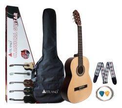 Insieme classico della chitarra di alta qualità superiore attillata
