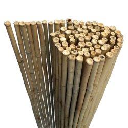 100% natürlicher gerollter Bambuszaun