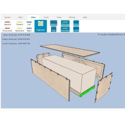 Software de gestão de paletes de madeira para venda