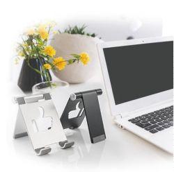 2021 최고 최신 Foldable 알루미늄 합금 책상 이동 전화 홀더, 테이블 금속 대 전화 홀더 대