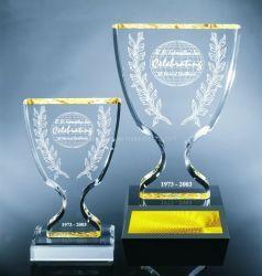 Factory Custom Fashion Corporate Club School Excellence Award Team sportivo Medaglia d'onore K9 Trofeo di cristallo colorato per il Campionato Premio (26)