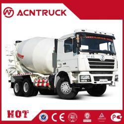 8cbm Shacman F3000 6X4 14t 시멘트 믹서 트럭 콘크리트