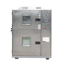 Haute et basse température Machine d'essai de choc thermique