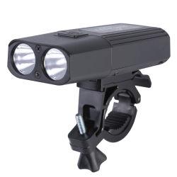 アルミ合金防水充電式バイクライト 700 照明 LED ロード バイクアクセサリフロントライト