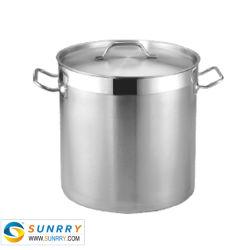 198L grande vaporizador de Aço Inoxidável Stock Pot, Cerveja Pot