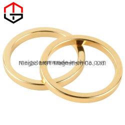 NdFeB N35 Strong Sintered Od31.5-D27.5*2,5mm permanente neodymium ringmagneet voor Elektronica