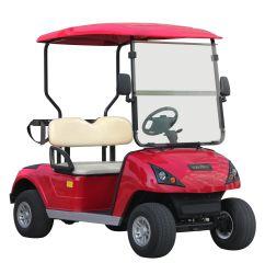 Kar Op batterijen van Golf 2 Seater van het lood de Zure met Ce (DG-C2)