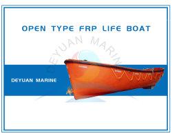 Solas F.R.P Open Reddingsboot met Iacs Certificaat