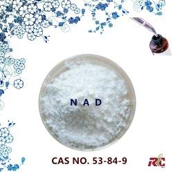 Matéria-prima química fina Nad nicotinamida adenina Dinuclotide Nad Grau Alimentício CAS 53-84-9